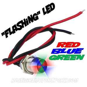 HOLDEN-COMMODORE-VG-VS-VP-VR-VT-VU-VX-VY-VZ-VE-HSV-SS-RBG-FLASHING-LED