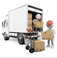 Service d'acheteur/livreur et assemblage de meubles
