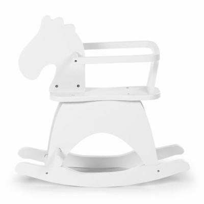 Childhome Schaukelpferd Schaukeltier Schaukelspielzeug Pferd Kinderspielzeug MDF