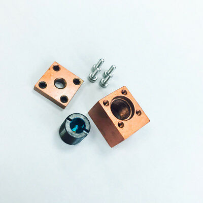 Red-copper Laser Diy Hostfor To5 9mm Laser Diode With 505nm-532nm Glass Lens