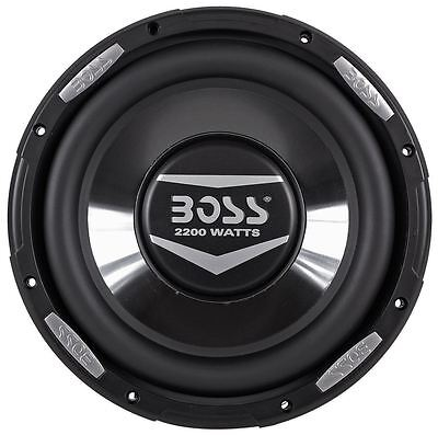 BOSS Audio AR10D 2000 Watt, 10 Inch, Dual 4 Ohm Voice Coil C