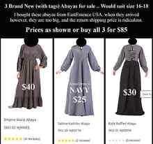 Women ladies abaya islamic dress