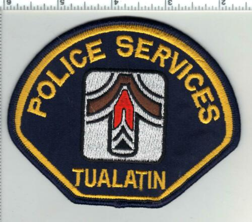 Tualatin Police (Oregon) 2nd Issue Shoulder Patch