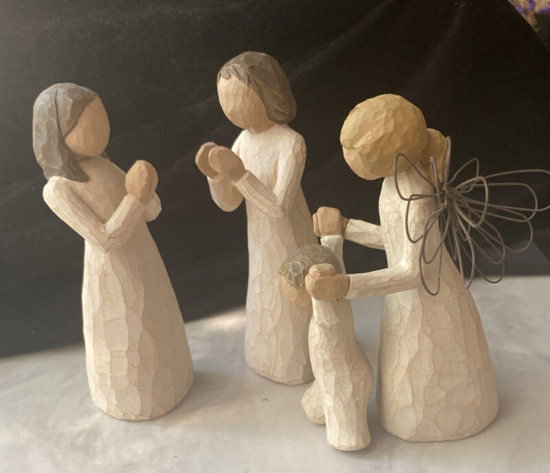 Willow Tree Sisters By Heart Figurines