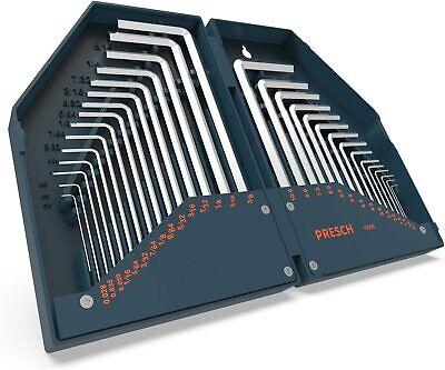 Presch juego de 30 llaves Allen HX - juego llaves hexagonales -...