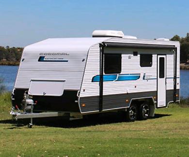 Caravan & Motor Home Detailing