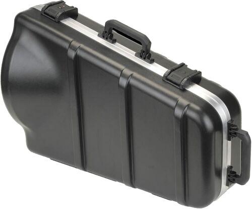 SKB 1SKB-375 Universal Hard Travel Case for Upright Bell 3 & 4 Valve Euphonium