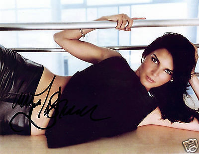 ANGIE HARMON AUTOGRAPH SIGNED PP PHOTO POSTER