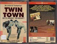 Twin Town (1997) Vhs Ex Noleggio Commedia -  - ebay.it