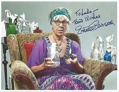 Estelle Parsons Roseanne Signed Authentic Autographed 8x10 Photo COA