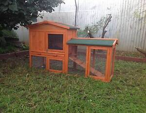 New two storey rabbit hutch / guinea pig cage with run Gawler Gawler Area Preview