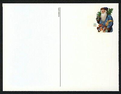 #UX380 21c Christmas: Alte Welt Santas-Blue Hut, Postfrisch Any 4 = (Blue Christmas Hut)