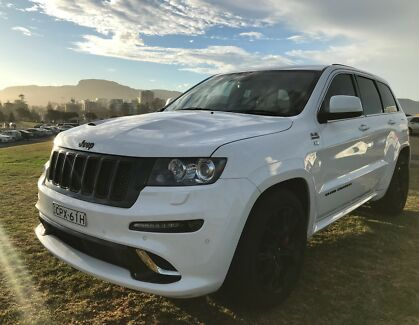 Jeep Grand Cherokee SRT8 Alpine Limited Edition all Extras