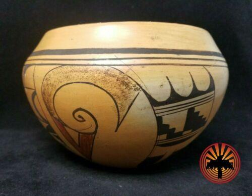 Vintage Hopi Pottery 4 x 6 Old Hopi Village Sticker  1890