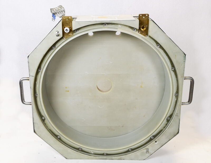 12842 Applied Materials Endura 402902-1 300mm Pvd Source Chamber Top 0010-14529