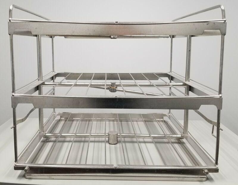 Steris Three Level Vision Manifold Sterilization Washer Rack