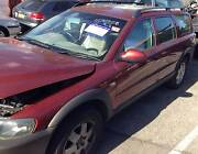 VOLVO XC70 2001 5DR WAGON, 2.4L TURBO 5SP AUTO Alexandria Inner Sydney Preview