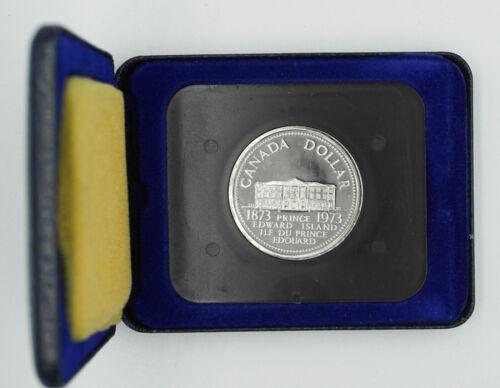 1973 Canada Dollar Proof- Like in Original Govt. Packaging 100% Nickel