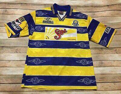 La Piedad Jersey Marval Vtg 2000-01 RARE Shirt Reboceros Mexico Soccer MEDIUM 40 (La Piedad)