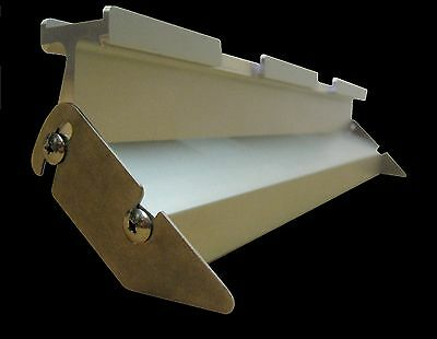 18 Flood Bar For Mr Press Silk Screen Squeegee Aluminum Printing Squeegee