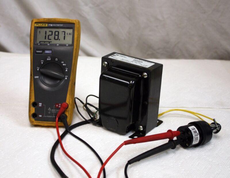 Hammond 169WS Isolation Transformer PRI 115V Sec 115V 250 VA 2.18A 50-60 Hz