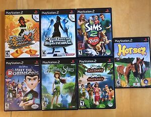 Jeux PlayStation 2/PS2 games