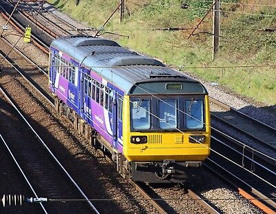 142038 Northern Rail 6x4 Quality British Rail Photo