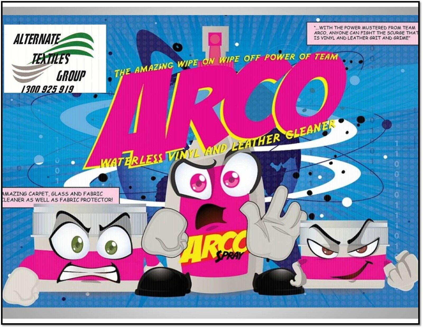 Arco Cleaning & Protective Solution