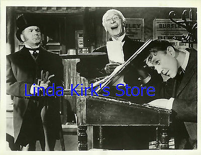 "Alec Guinness Promo Photograph ""The Promoter"" ABC-TV Famous Film Festival 1956"