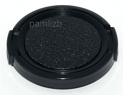 46mm Front camera Lens Cap for lenses with 46 filter thread  UK stock & dispatch