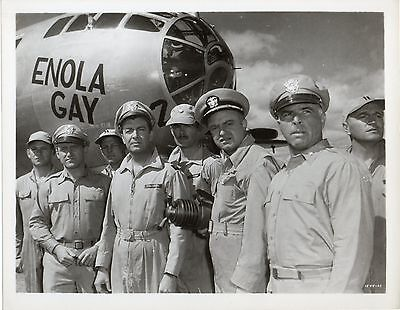 ABOVE AND BEYOND 1952 Robert Taylor ENOLA GAY  10x8 STILL #26