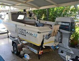 BOAT AND ACCESSORIES FOR SALE Wavell Heights Brisbane North East Preview