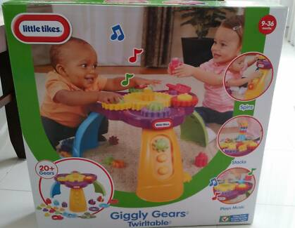 Giggly Gears Play Table | Toys - Indoor | Gumtree Australia Canning ...