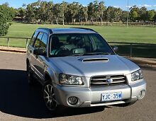 Subaru Forester XT '04 Luxury Scullin Belconnen Area Preview
