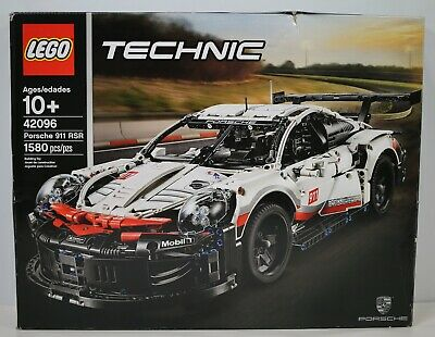 LEGO 42096 Technic Porsche 911 RSR 1580 Pieces, BRAND NEW, SEALED