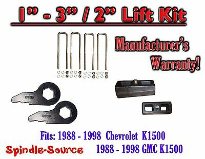 1988 - 1998 Chevrolet GMC K1500 Torsion Level 3