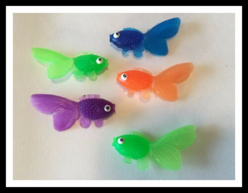 Goldfish GOLD FISH Soap Embeds - Pack of 10 - Perfect for DIY Soap Making