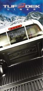 BRAND NEW SR5 HILUX DUAL CAB OVERLIP TUB LINER -2015+