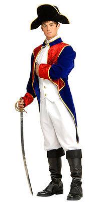 Forum Novelties Men's French Emperor Napoleon Costume Medium 42-44 - French Men Costume