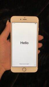 iPhone 6s Plus Rose Gold - Like New