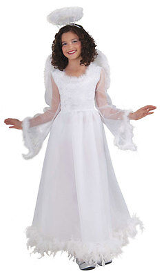 Fluttery Angel - Child's Angel Costume
