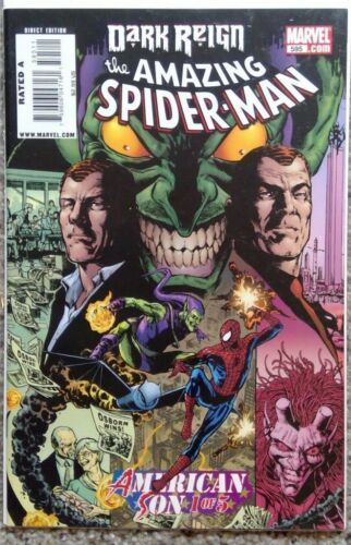 The Amazing Spiderman #595 - NM or better