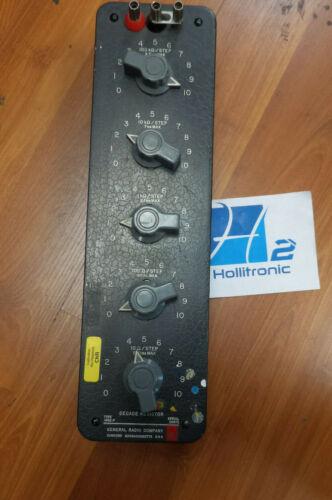 decade resistor  1432-p