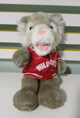 Mascot Musical Plush ( High School Musical Wildcats Team Mascot Lion Soft Plush Disney Toy ON TOUR TOY )