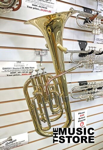 Eastman Winds EAH301 Mexican Banda Eb Alto Horn