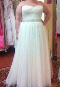Mori Lee Wedding dress- size 18, street size 14/16. $700 OBO