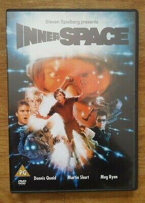 Innerspace [1987] - DVD  (Dennis Quaid, Martin Short, Meg Ryan)