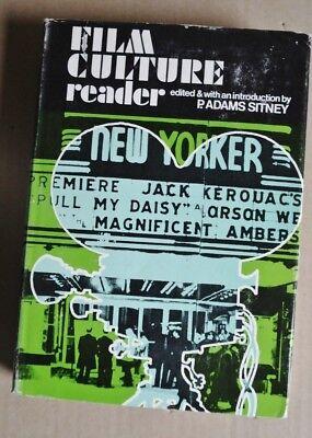 R40281 Film Culture Reader - Hardcover - 1970 - Englisch