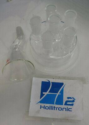 6-neckglass Cylinder Reactorlab
