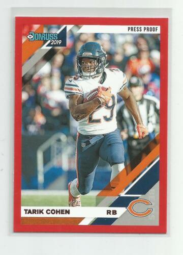 #178 tarik Cohen 2018 Panini Prestige Football Walker